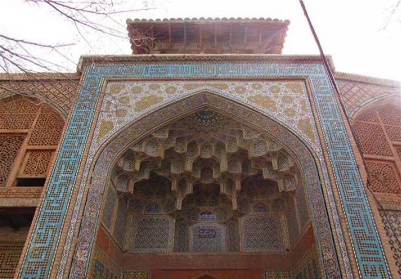 Ali Gholi Agha Mosque of Isfahan
