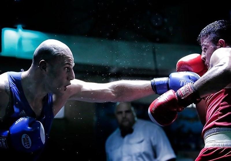 بوکس قهرمانی جهان|شروع مقتدرانه روزبهانی در رینگ جهانی