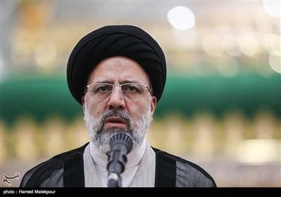 تجدید میثاق حجتالاسلام سیدابراهیم رئیسی رئیس قوه قضائیه با آرمانهای امام راحل