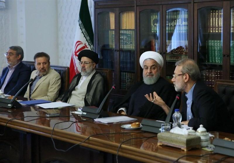 انعقاد اجتماع المجلس الاعلى للتنسیق الاقتصادی+صور
