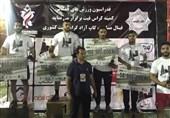 نفرات برتر مسابقات کراسفیت کاپ آزاد کشوری مشخص شدند