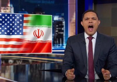 مامان، ایران منو زد!