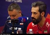 معروف: از فدراسیون بیدر و پیکر والیبال نباید راهکار خواست