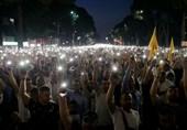 معترضان آلبانیایی خواستار تحریم انتخابات و برکناری نخستوزیر شدند