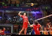 2 رکورد ایران در لیگ ملتهای والیبال 2019