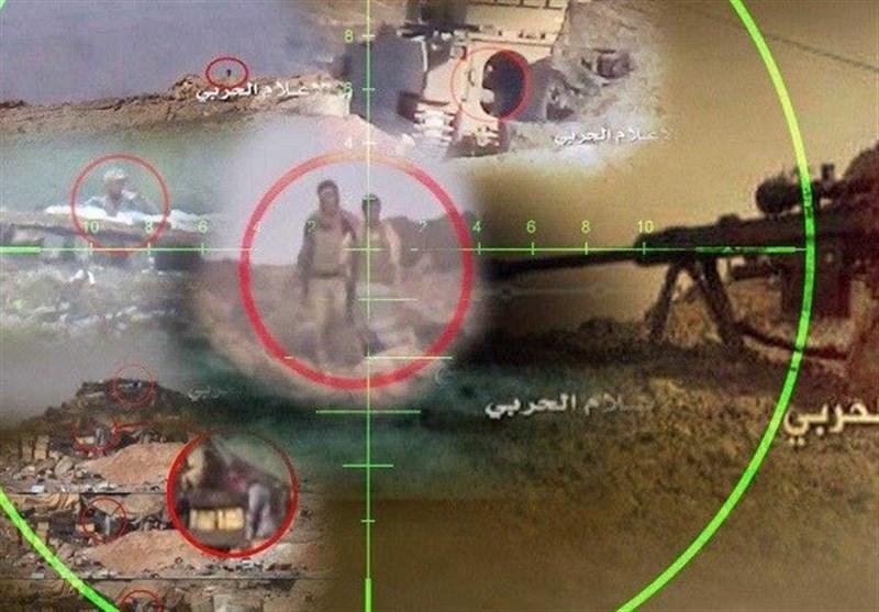 شکار 7 مزدور عربستان به دست تکتیراندازان یمنی