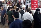 بازدید رئیس سازمان تبلیغات از بازار تهران+ عکس