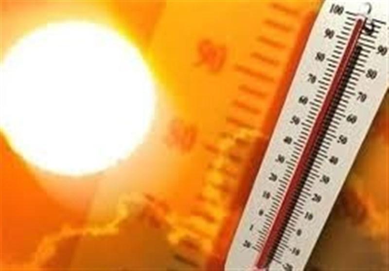هواشناسی ایران 1400/04/21| تداوم استقرار توده هوای گرم/ وقوع دمای بالای 50 درجه در برخی استانها