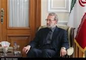 لاریجانی: آمریکا موفق نشد؛ نه در ایجاد تنش و نه در تحریم