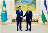 اولین گام توکایف برای توسعه روابط با ازبکستان