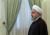 فتوتیتر| روحانی: دست سپاه و وزارت دفاع را در سرنگونی پهپاد جاسوسی میبوسیم