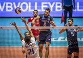 VNL 2019: Iran Falls to France