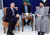حکیم در دیدار با سفیر آلمان: با سیاست تحریم اقتصادی ملتها مخالفیم