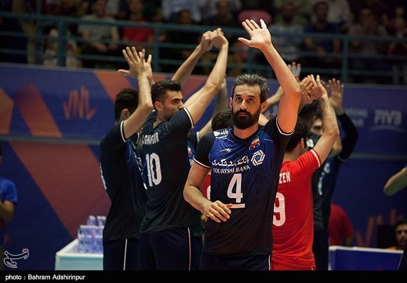 اسامی بازیکنان تیم ملی والیبال برای مسابقات قهرمانی آسیا مشخص شد