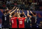 والیبال قهرمانی آسیا| برنامه دیدارهای ایران مشخص شد