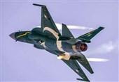 پیرس ایئرشو میں پاکستانی جنگی طیارے کا شاندارمظاہرہ