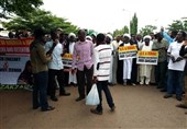 Mass 'Free Zakzaky' Rallies Held in Northwest Nigeria (+Video)
