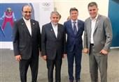 پس از 19 دیدار با مسئولان برجسته ورزش جهان؛ صالحیامیری و هیئت همراه از لوزان سوئیس بازگشتند