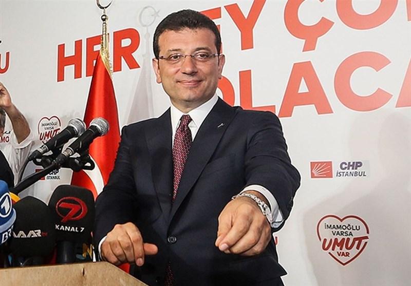 اکرم امام اوغلو رکورد 35 ساله انتخابات شهرداری استانبول را شکست