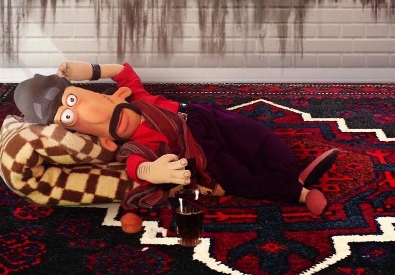 «غمپرور» عروسک «الان یهویی» تلویزیون میشود