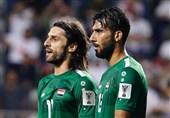 تخلف بشار رسن، همام طارق و 70 بازیکن عراقی دیگر
