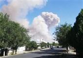 آتش در آریس قزاقستان مهار شد