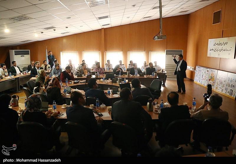 بیژن خسروانی در کنفرانس بین المللی مدیریت بحران و پدافند غیرعامل