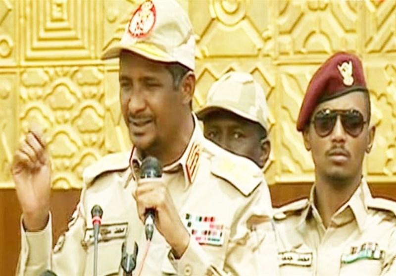حمیدتی: برخی به دنبال فتنهانگیزی در سودان هستند