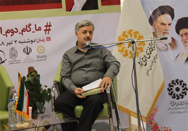 مشهد| ثبت خاطرات رزمندگان افغانستانی حلقه مفقوده ایران و افغانستان است