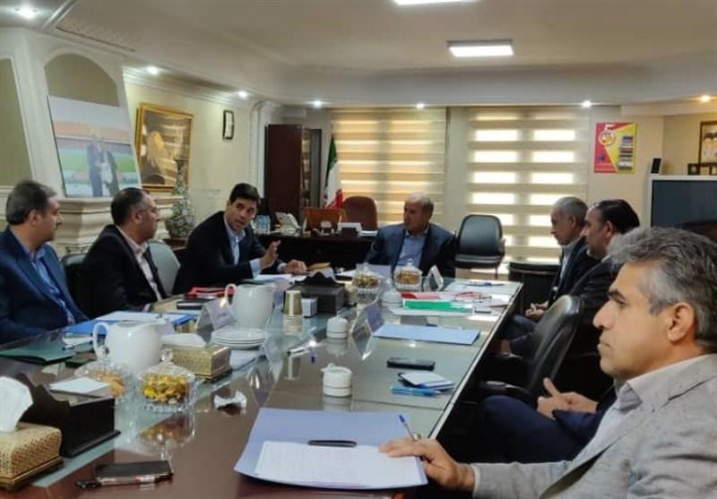 برگزاری نشست تاج با مسئولان ارکان قضایی فدراسیون فوتبال