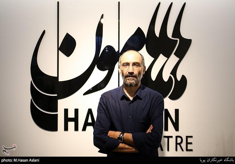 هادی حجازیفر: «حالم در تئاتر خوب است»