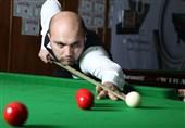 Iran's Sarkhosh Runner-Up at Asian Snooker Championship