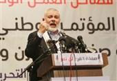 هنیة: نرفض أی اتفاق أو صفقة أو مشروع ینتقص من الحقوق الثابتة للشعب الفلسطینی
