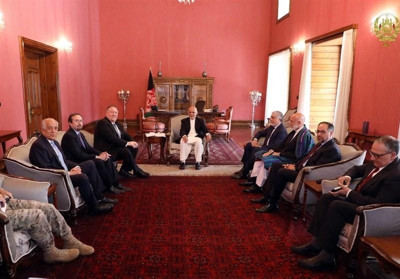 وزیر خارجه آمریکا: آماده خروج نظامی از افغانستان هستیم