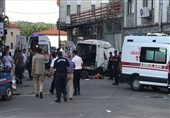 مرگ 10 مهاجر غیرقانونی در ترکیه