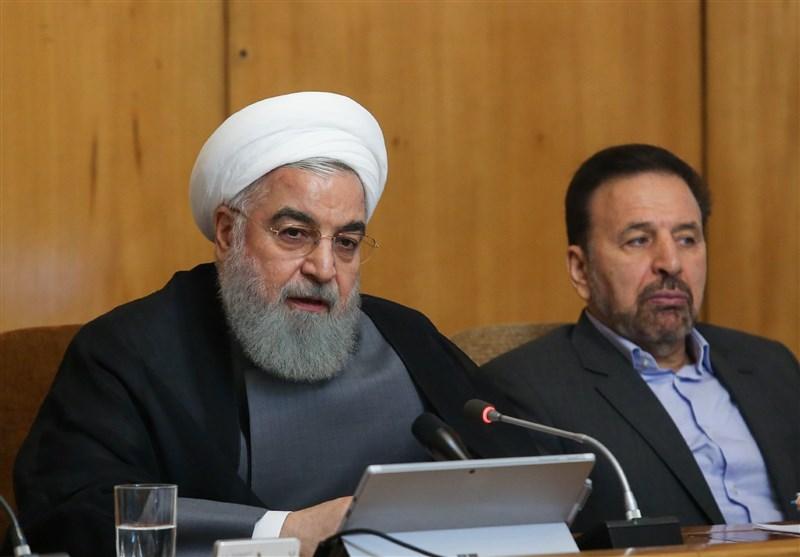 روحانی: حدود ایران خطر أحمر بالنسبة لنا