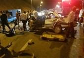 میانگین مرگ روزانه در تصادفات شهریور بیشتر از ایام نوروز