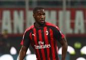 فوتبال جهان  مدافع میلان جداییاش از روسونری را تأیید کرد