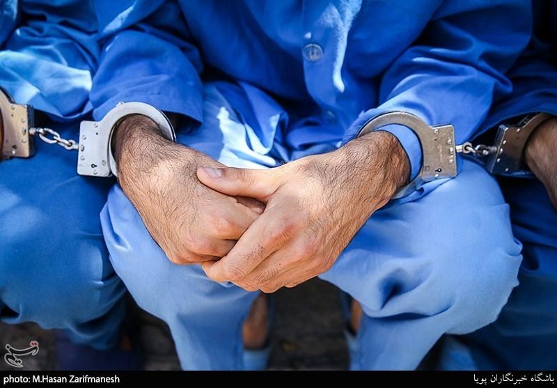 دستگیری سارقان 66 هزار دلاری منزل فوتسالیست معروف در قم