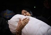لالایی مادر شهید تازه تفحص شده برای پیکر فرزند بعد از 31 سال+فیلم