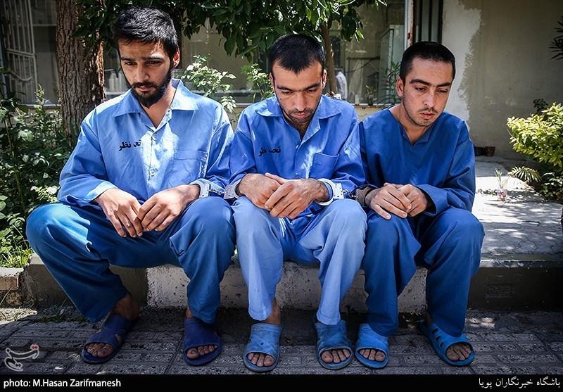 تهران| زنان جوان طعمه خانواده زورگیر میشدند + تصاویر متهمان