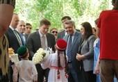 گزارش تسنیم|پیامهای نخستین بازدید علی محمد آقاخان از بدخشانِ تاجیکستان