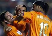 فوتبال جهان| گلب: بارسلونا رونالدینیو و دکو را به خاطر نگرانی از آینده مسی فروخت/ یک ماه همخانه آنری بودم