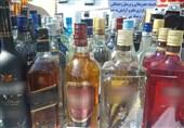 کشف 180 بطری مشروب الکلی خارجی در نازیآباد + تصاویر