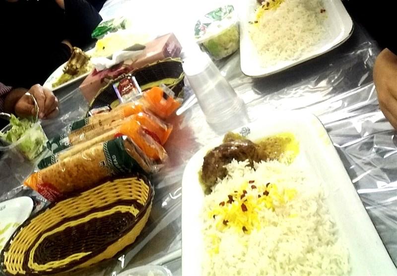 برگزاری جشنواره خوراک ملل در برج میلاد