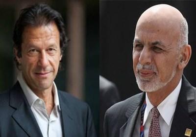 عمران خان گفتوگوی تلفنی با اشرف غنی را لغو کرد