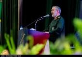 """سردار فدوی در گفتوگو با تسنیم: عناصر توافق با رژیم صهیونیستی از جبهه حق """"تو دهنی سختی"""" میخورند + فیلم"""