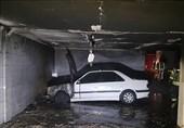 آتشسوزی پرشیا 15 نفر را گرفتار کرد + تصاویر