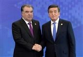 توافق تاجیکستان و قرقیزستان بر آغاز مجدد فرآیند تحدید مرزهای مشترک