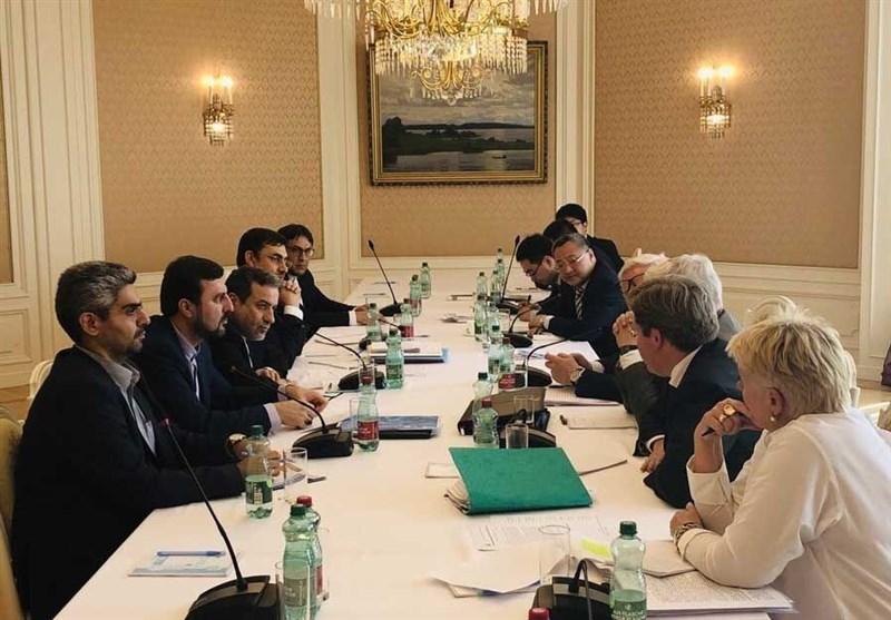 ایران، روسیه و چین پیش از برگزاری کمیسیون مشترک برجام نشست سه جانبه برگزار کردند